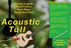 acoustic tull promo